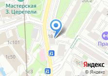 Компания «Arcobaleno» на карте