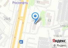 Компания «Общежитие Московский государственный горный университет» на карте