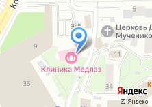 Компания «Центр пластической хирургии Абрамян Ш.М.» на карте