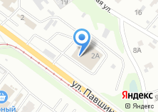 Компания «Бильярдный зал-бар» на карте