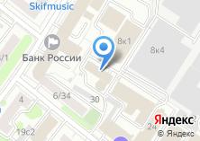 Компания «Ханты-Мансийский Банк» на карте