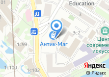 Компания «Моссуд.ru» на карте