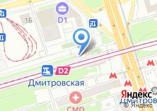 Компания «Дмитровская» на карте