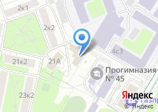 Компания «РИТЭК» на карте