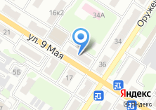Компания «АЛАРМ АВТО ПЛЮС» на карте