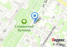 Компания «Andlux» на карте