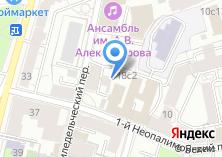 Компания «Михайлов и Ко» на карте