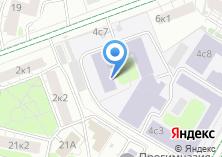 Компания «Мосхолодпром» на карте