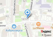 Компания «КБ ГЕНБАНК» на карте
