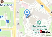 Компания «Приор» на карте