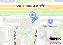 Компания «Банк ТГБ» на карте