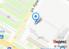 Компания «Миражавто СТО» на карте