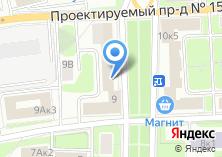 Компания «СофтМаг» на карте
