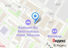 Компания «Intervale» на карте