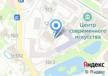 Компания «DesignWave» на карте