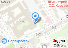 Компания «Главная военная прокуратура» на карте