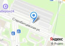 Компания «Шиномонтажная мастерская на Старобитцевской» на карте