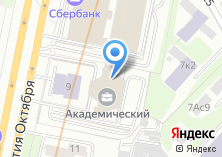 Компания «Виксриэлти» на карте