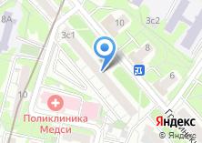 Компания «Алфлора Дизайн» на карте