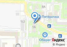 Компания «Bus-m» на карте