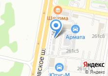 Компания «ТЕПЛОДАР» на карте