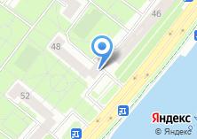 Компания «Почтовое отделение №119134» на карте