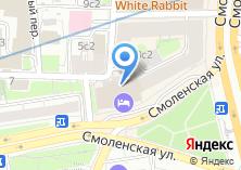 Компания «Diner» на карте
