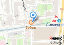 Компания «Леонтьев и партнеры» на карте