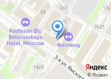 Компания «Longmedia» на карте