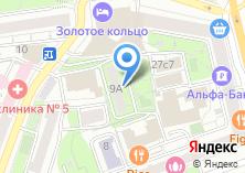Компания «МехДизайн» на карте