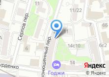 Компания «Прототип типография» на карте