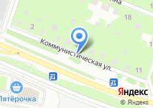 Компания «Домарт» на карте