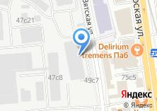 Компания «Бета-авто» на карте