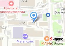 Компания «ВИКА МЕРА» на карте