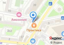 Компания «АКБ БТА-Казань» на карте