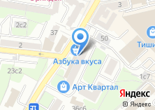 Компания «MediaTechnology» на карте