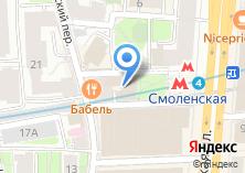 Компания «ПОЛЯРУС» на карте