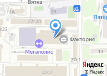 Компания «Бон Арт Фэшн» на карте