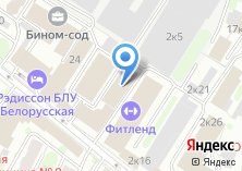 Компания «ООО Легкие Займы» на карте