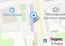 Компания «Эгида» на карте