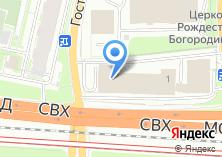 Компания «МосРиелтор» на карте