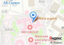 Компания «Перинатальный медицинский центр» на карте