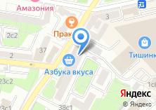 Компания «Костюмчик» на карте