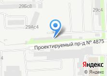 Компания «Мойка-Сити» на карте
