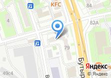 Компания «Покрасим Дом» на карте