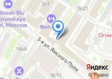 Компания «БестКом» на карте