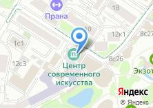 Компания «ЦЭХ» на карте