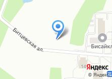 Компания «Автостоянка на Днепропетровской» на карте