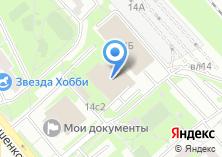 Компания «Тулпар-СВ» на карте