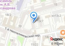 Компания «Вита импульс» на карте